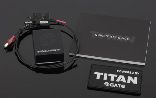 GATE TITAN V2 NGRS Expert Blu-Set for Tokyo Marui Version 2 Next Generation Recoil Shock Gearboxes
