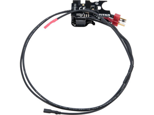 GATE TITAN Airsoft Advanced drop-in AEG MOSFET OEM Repair Unit (Model: Rear Wired Ver2 / MOSFET Only)