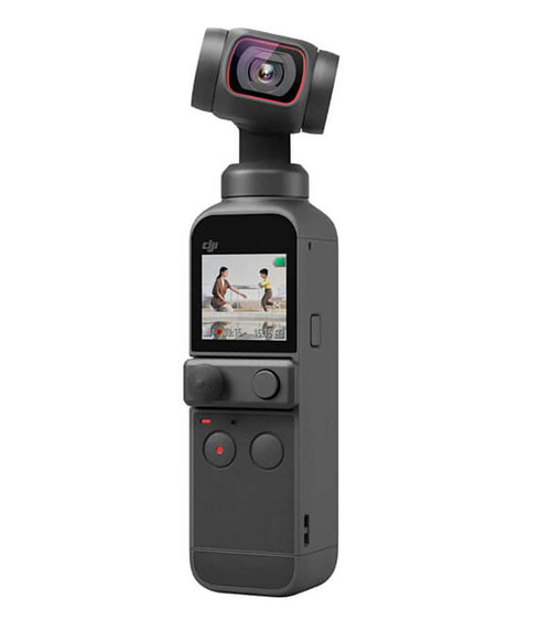 DJI Osmo Pocket 2 3-Axis Stabilized Handheld Camera (Model: Creator Combo)