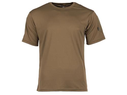 Hazard 4 Battle-T LT Wick Patch T-Shirt (Color: Coyote)