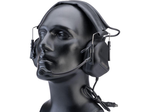 Roger-Tech EVO409 Ultimate Edition Bluetooth Electronic Communications Headset