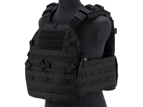 Eagle Industries MMAC Multi Mission Armor Carrier (Color: Black)
