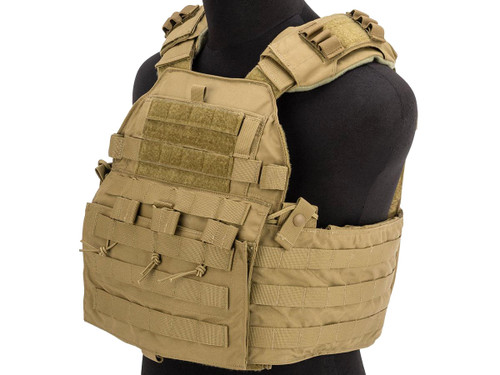 Eagle Industries MMAC Multi Mission Armor Carrier (Color: Coyote Brown)