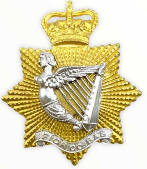 Canadian Armed Forces Irish Regiment Cap Badge