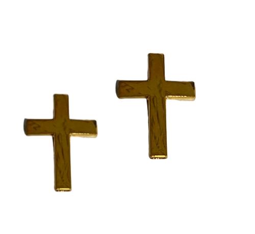 Canadian Chaplain Collar Badges (Pair)