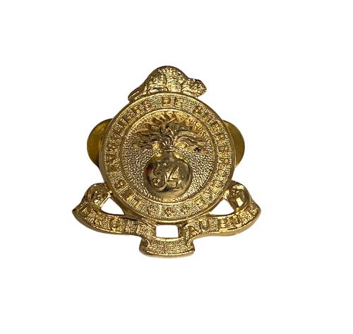 Canadian Le Fusiliers De Sherbrooke Collar Badge (Single)