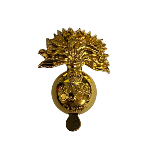 Canadian Armed Forces Fusiliers Grenadier Guards Cap Badge