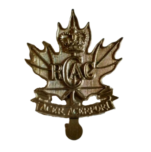 Royal Canadian Army Cadets Cap Badge