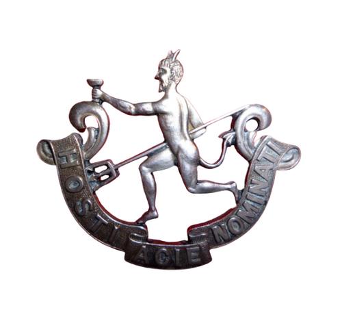 Canadian Armed Forces Little Black Devils Collar Badge (Single)