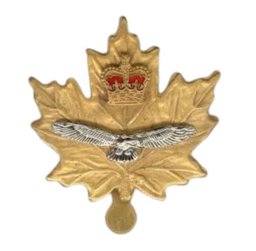 Cadet Instructor Air Force Cap Badge