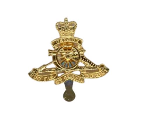 Royal Canadian Artillery (Small) Cap Badge