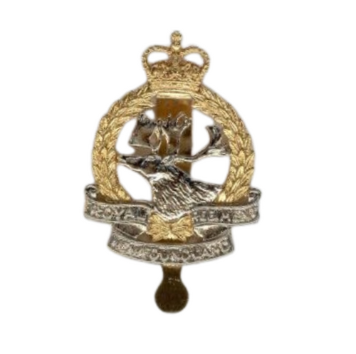 Canadian Armed Forces Newfoundland Regiment Cap Badge
