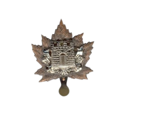 Canadian Armed Forces - The Fort Gary Horse Cap Badge
