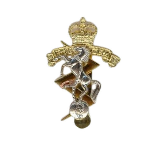 Canadian Armed Forces - Land Electrical & Mechanical Engineering Cap Badge