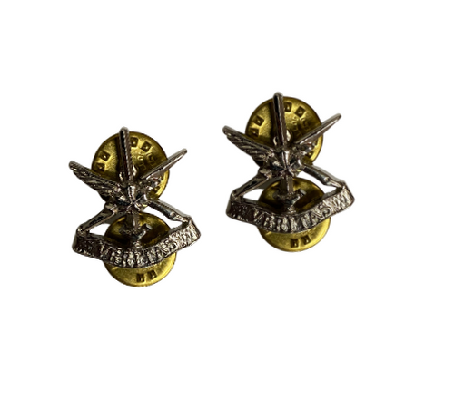 Canadian Armed Forces - Public Affairs Collar Badge (Pair)