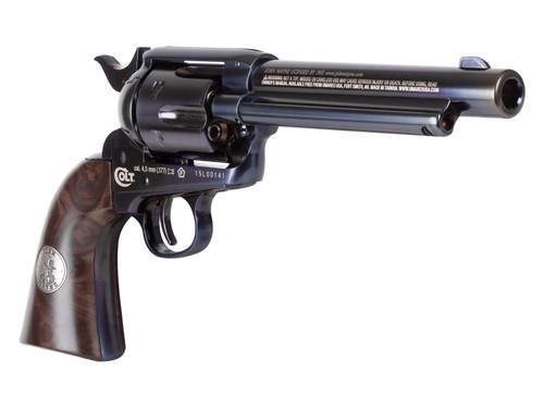 John Wayne Duke Colt CO2 BB Revolver Blued