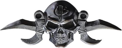 Menuki 1 Skull