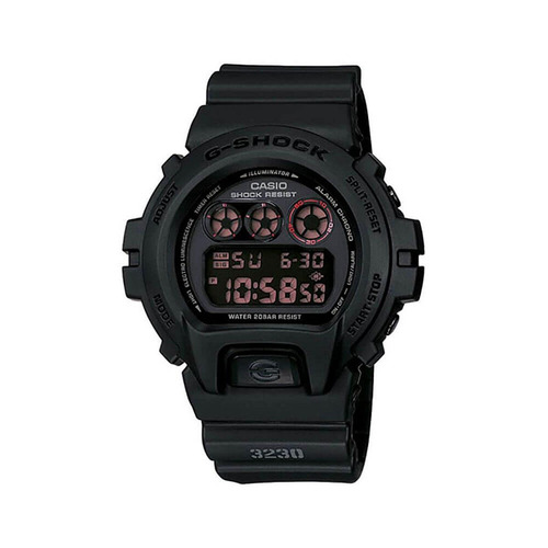 Casio G-Shock Men's Military Concept Digital Watch (Color: Black)