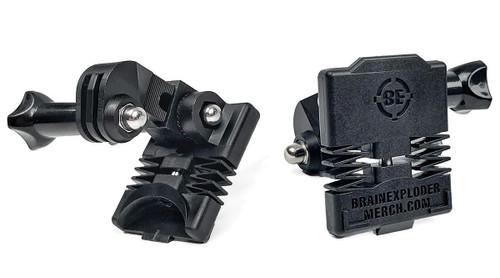 BrainExploder Adjustible NVG Mount for GoPro Cameras