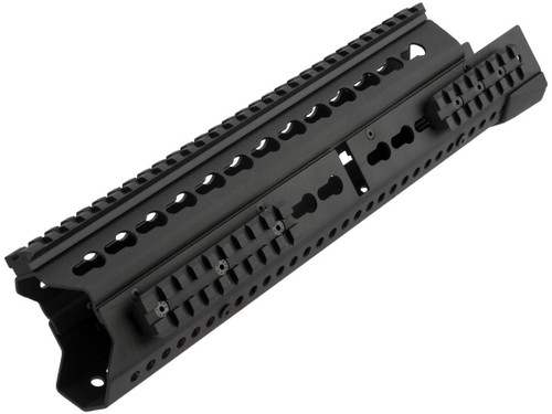 LCT Airsoft Keymod Handguard for LCT AK Airsoft Rifles