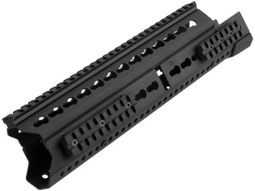 LCT Airsoft Keymod Handguard for LCT AK Airsoft Rifles