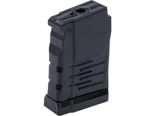 LCT Polymer Shorty Mid-Cap Magazine for AS-VAL/VSS/SR-3M (Color: Black / 50rd)