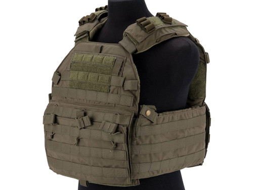 Eagle Industries MMAC Multi Mission Armor Carrier (Color: Ranger Green)