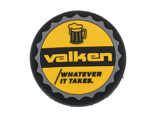 "Valken Tactical ""Whatever It Takes"" PVC Morale Patch w/ Bottle Opener"