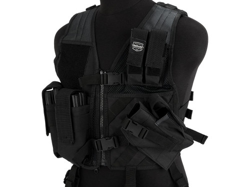 Youth Size Cross-Draw Tactical Vest by Valken