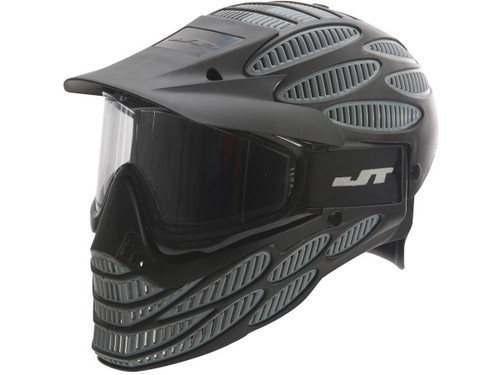 JT Spectra Flex 8 Thermal Goggle Full Coverage Mask (Color: Black / Grey)