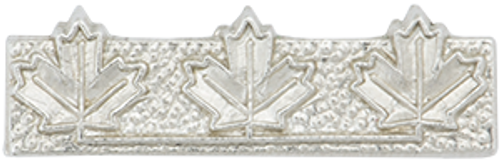 Canadian Armed Forces Command Commendation Collar Badge