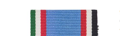 Canadian Armed Forces UN Military Observation Group Slide Medal Bar
