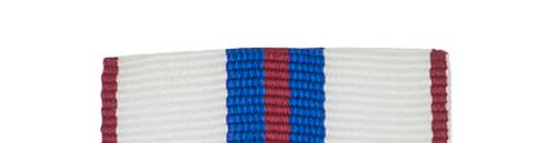 Canadian Armed Forces Queen Elizabeth II Silver Jubilee Slide Medal Bar