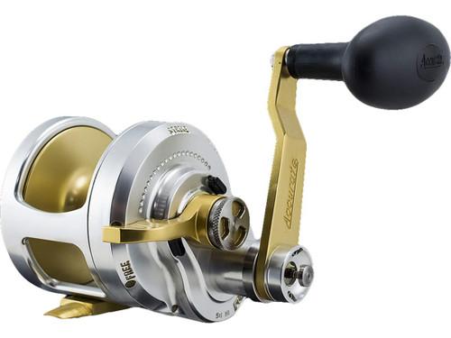 """Accurate Fishing """"Boss Fury"""" Reel (Model: FX2-600N / 2 Speed Narrow)"""