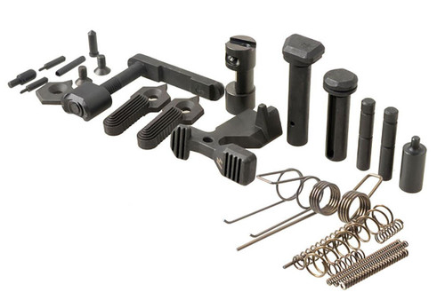 Strike Industries AR Enhanced Lower Receiver Parts Kit (Type: Without Trigger Hammer Disconnector)