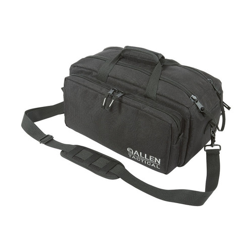 """Deluxe Tactical Range Bag 16"""" X 8"""" X 8"""" Black"""