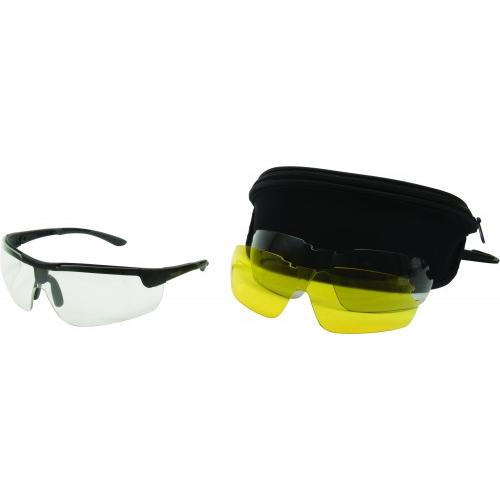 Ion Ballistic Shooting Glasses Lens Set