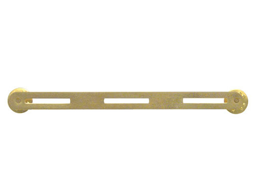 Canadian Armed Forces 3 Ribbon Mount (Brass)
