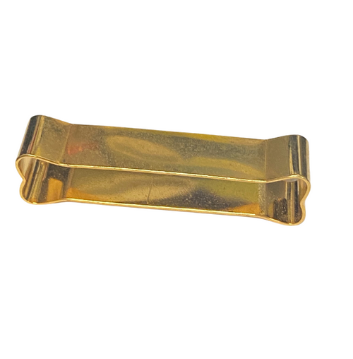 Canadian Armed Forces Brass Belt Keeper