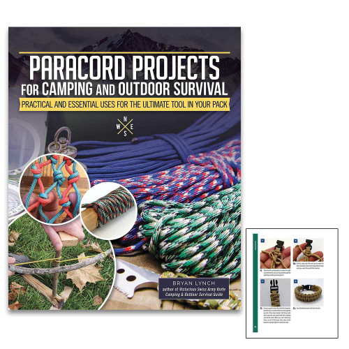 Paracord Projects For Camping And Survival Book