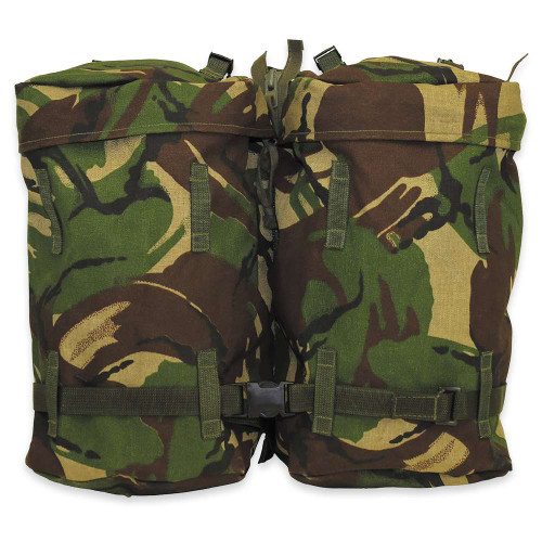 Great Britain Camo Dual Day Pack