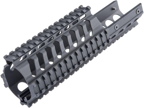 "Creation Airsoft Tactical CNC Rail Handguard for KRISS Vector AEG and Gas Blowback Airsoft Rifles (Size: 9"")"