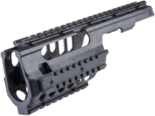Creation Airsoft Polymer Railed Handguard for MP5K Series Airsoft AEG
