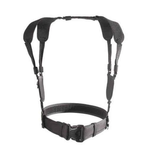 Ergo Duty Belt Harness Sm/Md Black