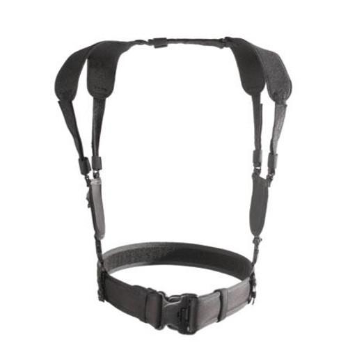 Ergo Duty Belt Harness Lg/Xl Black