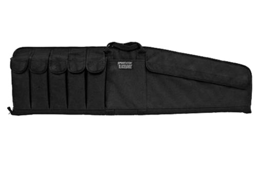 """Sportster Tactical Rifle Case 44"""" Black"""