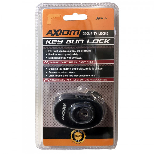 Axiom Keyed Trigger Lock