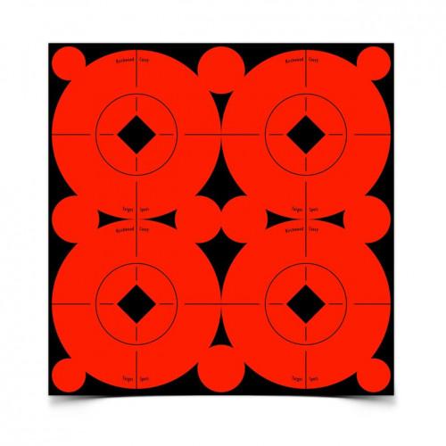 """3"""" Target Spots 40 Per Pkg"""