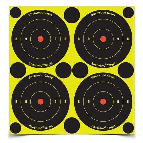 3' Round Shoot-N-C B3 Target 15/Pkg