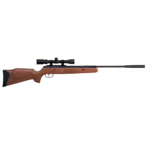 Nitro Venom Wood 22 Cal Air Rifle W/Scope 800 FPS